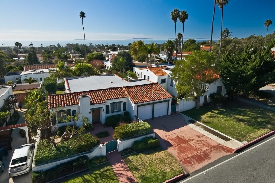 Ventura Hobson Heights Island View Aerial