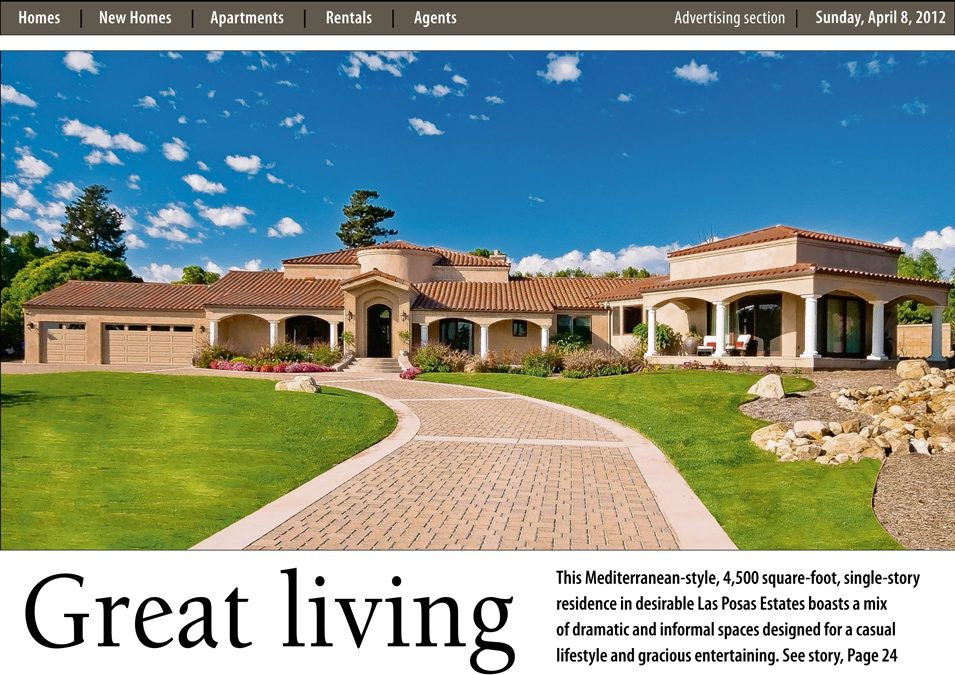Ventura County Star Homes 4-8-2012 Cover