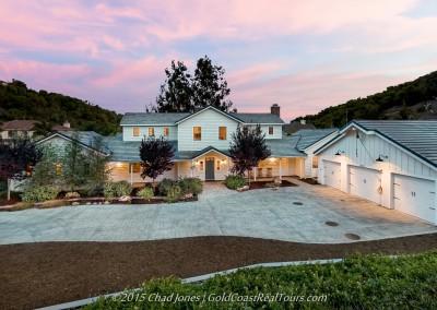 Somis Estate Twilight