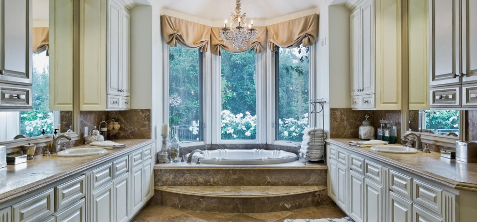 Westlake Village North Ranch Master Bathroom Suite