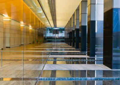 So Cal Gas Building Exterior Lobby